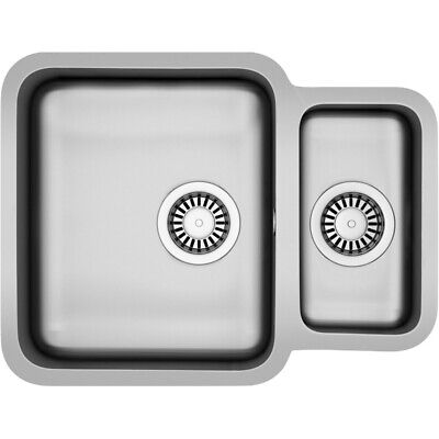 Kitchen Sinks Without Taps Franke 1 5 Bowl Undermount Sink Inc Waste Kit Home Furniture Diy Tohoku Morinagamilk Co Jp