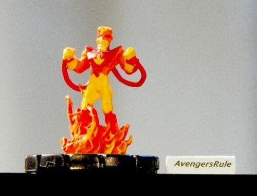 Marvel Universe Heroclix 111 Pyro Veteran