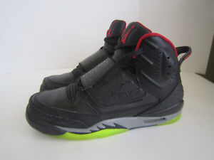 quality design e55bd 8db68 Image is loading GS-Air-Jordan-Son-Of-Mars-BG-Black-