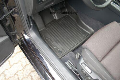 470 Carbox FLOOR HIGHLINE 2 hohe Fußraumschalen 1096 Mercedes X Pick Up