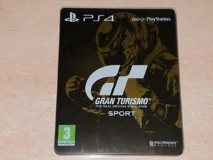 Gran-Turismo-Sport-PS4-Playstation-4-Limited-Steelbook-Edition