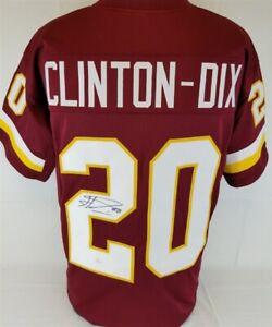 online store 35cc4 9c0c0 Details about Haha Clinton-Dix Signed Washington Redskins Custom Jersey  (JSA Witness COA)