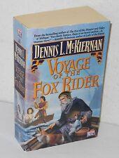 Dennis L. Mc Kiernan - Voyage of the fox rider