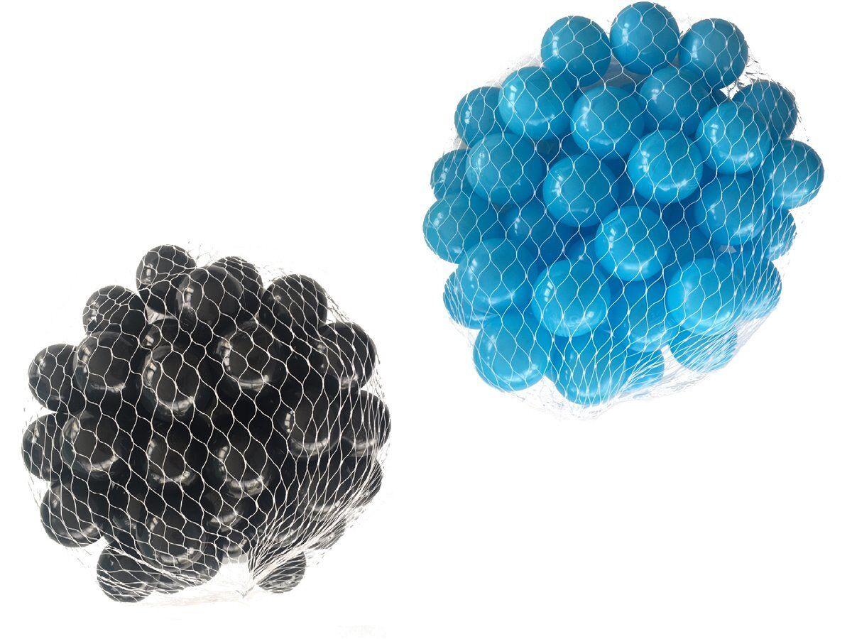 100-10000 100-10000 100-10000 Bällebad Bälle 55mm mix türkis schwarz gemischt Farben Baby Kind Ball  | Erste Klasse in seiner Klasse  39a076