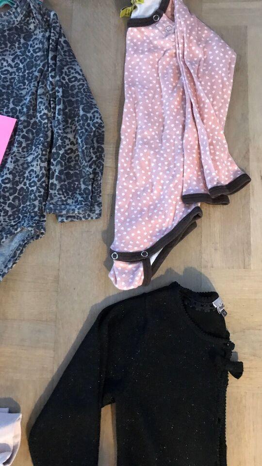 Blandet tøj, Kjole bluse leggins body, Tinycottons Alba