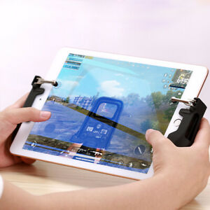 Details about H7 PUBG Mobile Gaming Gamepad Trigger Shooter Controller For  iPad Tablet Pad