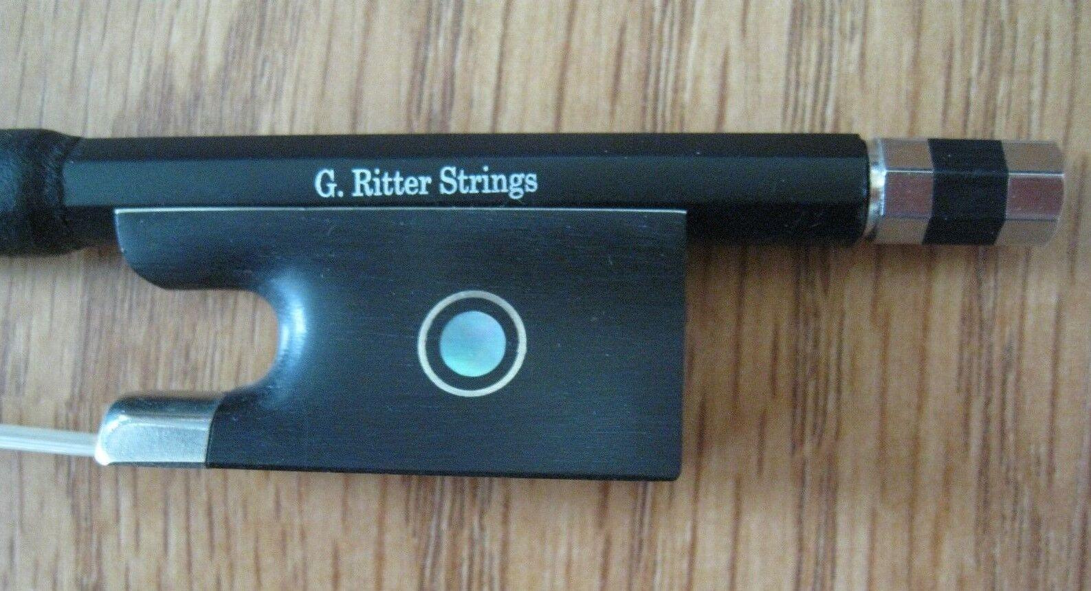 Violin Bow 4/4 - Fiberglass Fiberglass Fiberglass - Gary Ritter Strings afd883
