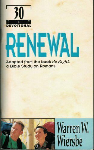 Renewal (30-day Devotionals)