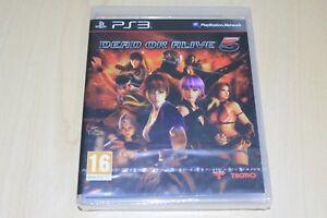 Muerto-o-vivo-5-PS3-Playstation-3-PAL-Reino-Unido-Nuevo-Sellado-De-Fabrica