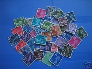 Paquet-De-40-X-Differents-Tournoi-Regional-Timbres-D-039-Occasion