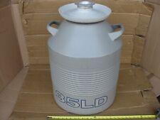 Taylor Wharton 35 Ld Dewar Liquid Nitrogen Cryogenic Tank Reservoir Cryo No Cap