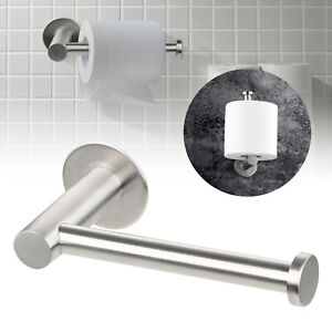 Wall-Mounted-Bathroom-Toilet-Paper-Holder-Rack-Tissue-Roll-Stand-Stainless-Steel