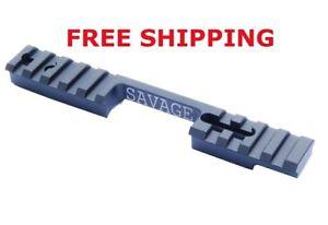 DIProducts-25MOA-Black-Alum-Scope-Mount-For-Savage-MKI-MKII-93-93R-Series-Rifle