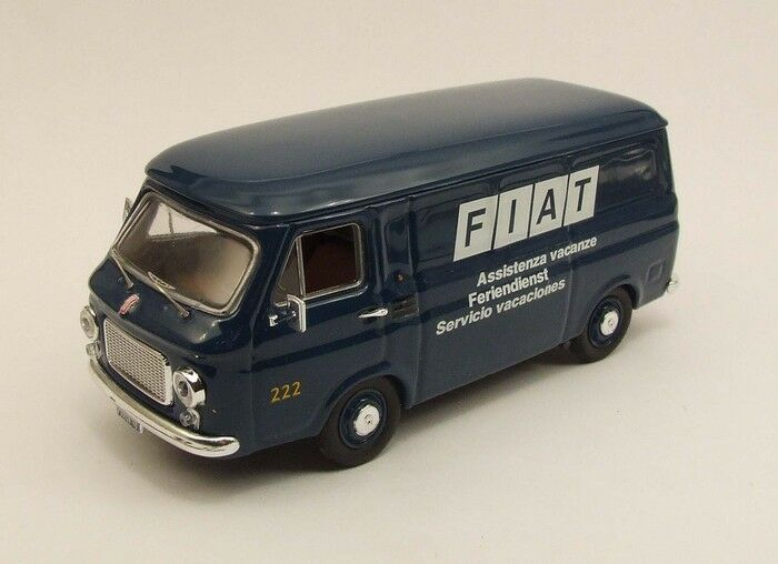 Fiat 238 Assistance Assistance Assistance 1970 1 43 Rio 27c53f