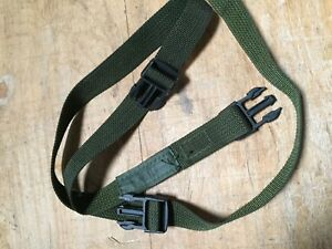 Military Army side pouch yoke strap