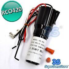 3S Serie Relays di avviamento RCO420 KIT 3 in 1 universale per compressori frigo