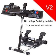 Wheel Stand Pro Stand for Saitek Pro Flight/Cessna Yoke SystemYoke Support Wh...