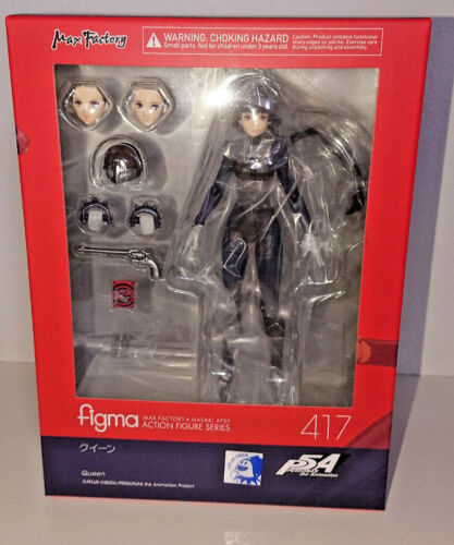 Max Factory figma Persona 5 The Animation Queen Action Figure
