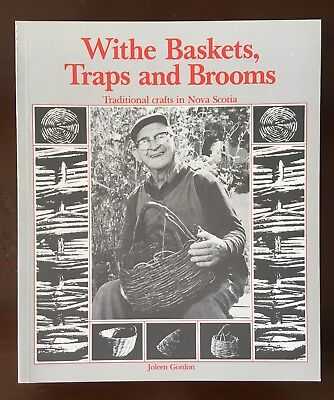 Home Arts & Crafts Traps & Brooms Traditional Crafts In Nova Scotia High Quality Materials Official Website Withe Baskets