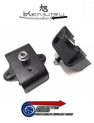 für Datsun 240Z L24 Brandneu Kenjutsu Ersatz Motoraufhängungen X 2