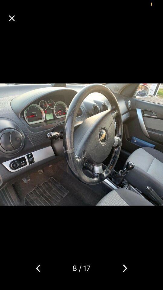 Chevrolet Aveo, 1,4 LT, Benzin