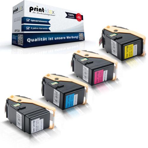 4x XXL Tonerkartuschen für Xerox Phaser 7100dn Phaser 7100dnm