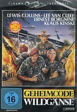 Code Name Wild Geese DVD Ascot Elite Antonio Margheriti Klaus Kinski