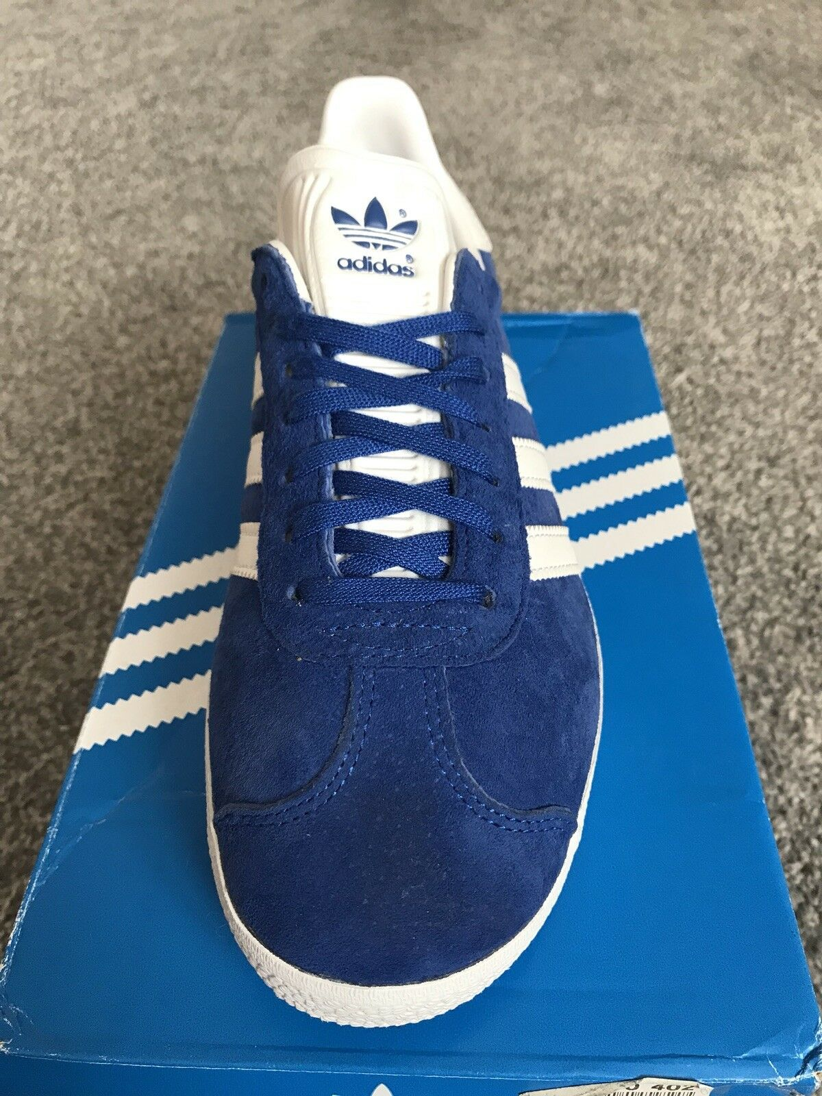 ADIDAS Trainers, Gazelle Women's Trainers, ADIDAS Blue - Size 4.5 8d85f0