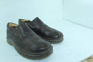 DR MARTENS ORSON SIZE 10 BROWNS IN GREAT CONDITION