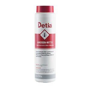 DETIA-Ameisen-Mittel-250-g-Ameisenmittel-Ameisengift-Ameisenkoeder-Bekaempfung