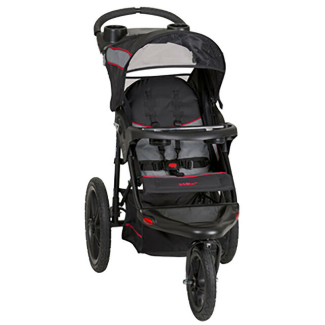 Jogging Stroller Baby Toddler Jogger Swivel Wheel Lightweight Single Seat New
