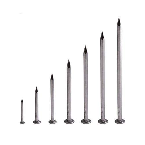 Stahlnägel Edelstahl Stahlnagel Nagel für Hartfaserplatte//Zementwand//Konkreter