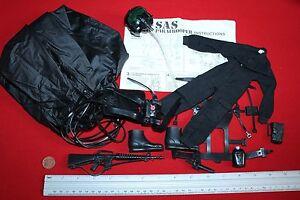 Uniforme Cb29973 d'attaque de parachutiste original d'action Sas d'homme original