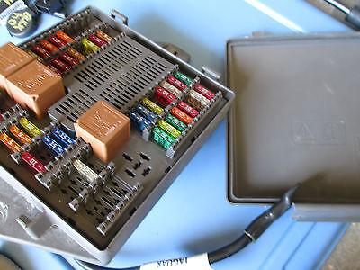 [DIAGRAM_1JK]  JAGUAR XJ8 VANDEN PLAS 2004-2005-2006-2007-2008 REAR FUSE BOX | eBay | 2007 Jaguar Xj Fuse Box |  | eBay