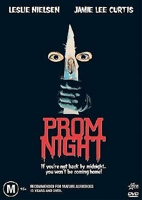 Prom Night (DVD, 2005) Region 4 Horror Sci-Fi DVD Rated M in Like NEW Condition