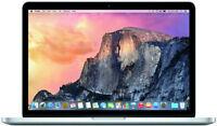 Apple Macbook Pro 13 Retina 2.7ghz Core I5 8gb Ram 256gb Mf840ll/a 13.3