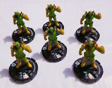 Marvel HeroClix Guardians of the Galaxy Sealed 20 Booster Brick WZK 71462X2