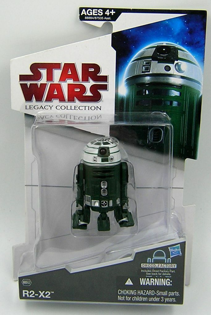 Star Wars Legacy Collection BD52 R2-X2