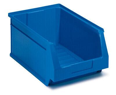 Sichtlagerkästen Stapelboxen Lagersichtkästen Lagerbox 336x216x155mm 3 Farben