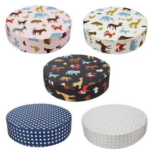 Perfect Kids Toddler High Chair Seat Pad Safe Booster Dining Cushion Adjustable