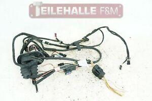 BMW-E61-5er-Touring-Kabelbaum-Heckklappe-Reparatursatz-links-9231821-9199155