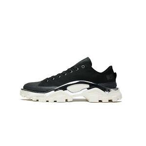 Mens-Adidas-x-Raf-Simmons-Detroit-Runner-Oreo-Core-Black-Cream-White-F34245