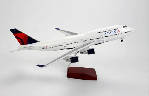 1   150 Boeing 747 Delta Air modelo modelo modelo Artists dones