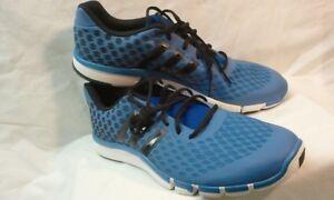 best website e8488 54cf3 Image is loading Adidas-Adipure-360-2-Training-Shoe-Blue-Black-