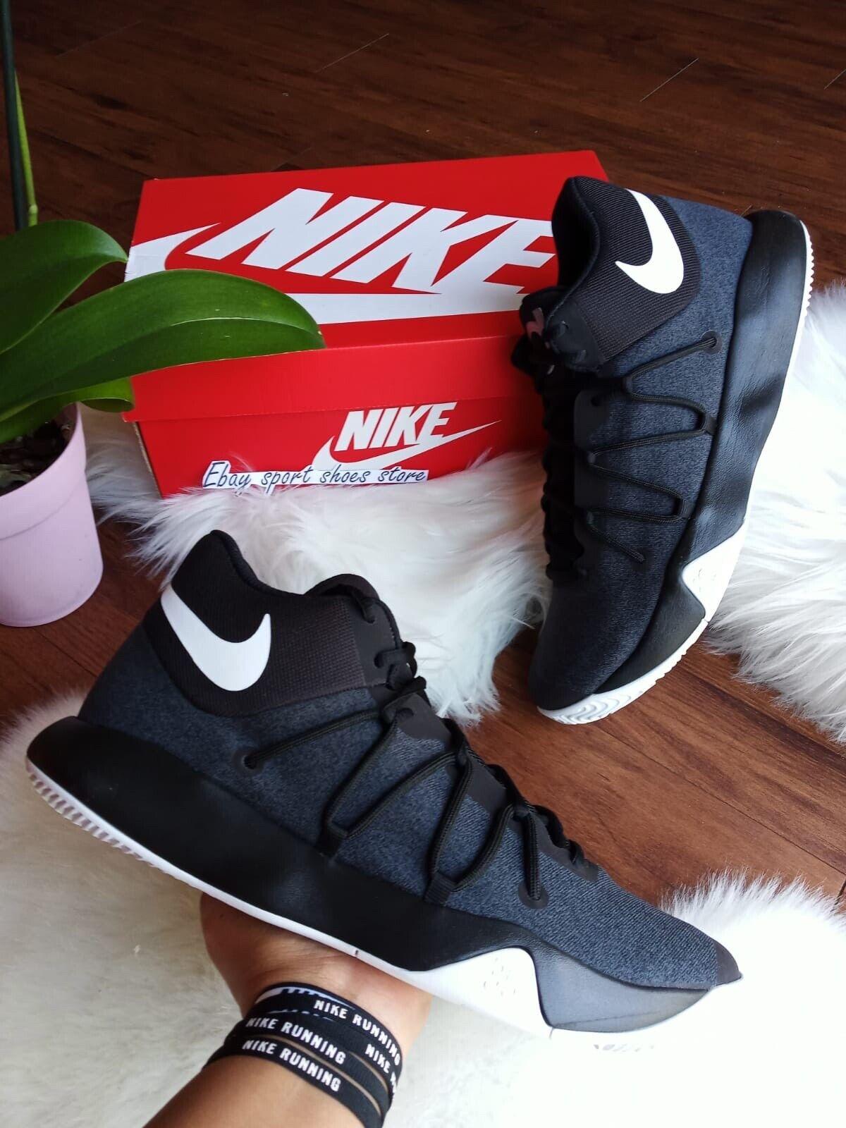 Talla 10.5 para Hombre Nike KD TREY 5 V Negro blancoo 897638 001 Calzado De Baloncesto