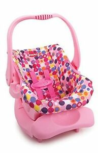 Joovy 002 Doll Toy Car Seat - Pink Dot | eBay