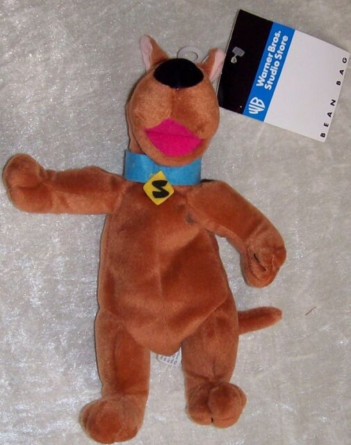 Scooby (Original,doo,bean bag,plush,toy)