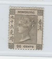 *HONG-KONG UNTIL 1997-1863- 96cts -MINT-VLH-VERY FINE & FRESH- SG19- CAT 1400£