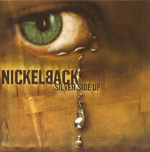1 of 1 - NICKELBACK SILVER SIDE UP CD Album MINT/EX/MINT *