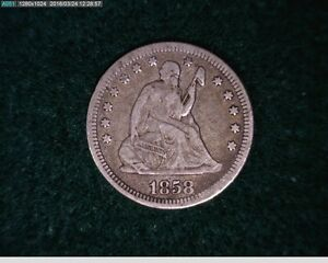 1858-Seated-Liberty-Quarter-25c-26s161